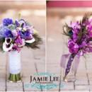130x130 sq 1370456076592 natalie and chris  naples zoo wedding photographer  purple peacock feathers0001