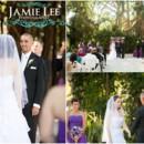 130x130 sq 1370456120536 natalie and chris  naples zoo wedding photographer  purple peacock feathers0011
