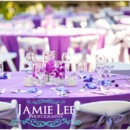 130x130 sq 1370456169796 natalie and chris  naples zoo wedding photographer  purple peacock feathers0020