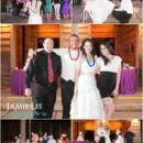 130x130 sq 1370456209206 natalie and chris  naples zoo wedding photographer  purple peacock feathers0027