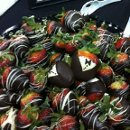 130x130 sq 1355783551539 chocolatecoveredstrawberries