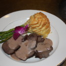 130x130 sq 1366820176491 beef plated meal with mashed potatoes and asparagus