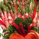130x130 sq 1366820639013 asparagus wrapped in prosciuto