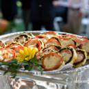 130x130 sq 1366820860391 crostinis   mozzarella fresh basil and tomato 2