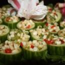 130x130 sq 1366821404170 roasted corn salsa in cucumber cups