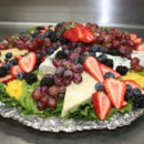 130x130 sq 1366822517804 fresh fruit and cheese tray