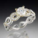 130x130 sq 1372278323738 infinity engagement ring copy