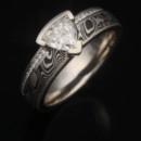 130x130 sq 1467923454131 cust custom mokume engagement ring 4mm palladium l