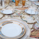 A beautiful table setting with vintage inspiration and modern elegance, featuring our Elegance Collection of china. Photo by Kelli Boyd Photography. (http://www.kelliboydphotography.com/)
