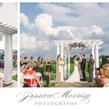220x220 sq 1457645773666 2 photos of laurita wedding ceremony. arbor and ai