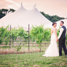 220x220 sq 1457645918712 marinocouples. outdoor wedding at lauritas. tent i