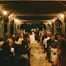 220x220 sq 1457724794811 laurita ceremony under pergola with lights