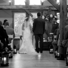 220x220 sq 1457724868709 wedding ceremony in the loft at laurita winery