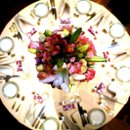 130x130 sq 1220544858326 jeanmikieoverviewtablesetting