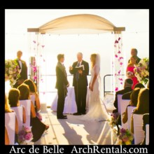 220x220 sq 1453254044387 acryliclucite wedding chuppahaltar rentals by arc