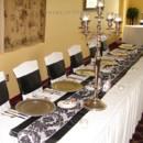 130x130 sq 1389842331644 black  white head table english in