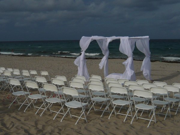 photo 1 of South Florida Weddings Wedding Officiants, Chuppah Rentals, Wedding Arches