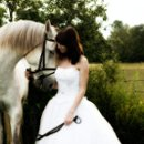 130x130 sq 1253113113132 ottawahorsetrashweddingdress1