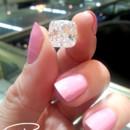 130x130 sq 1423180921589 8.20ct cushion diamond