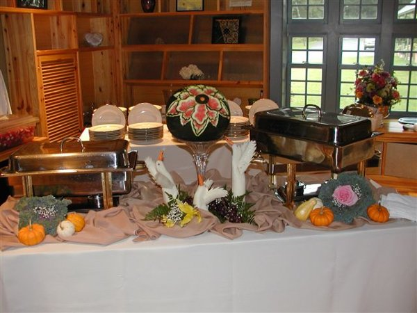 photo 27 of Rockwood Carriage House - Greenery Caterers