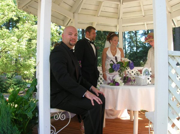 photo 14 of Wisteria Wedding Gardens