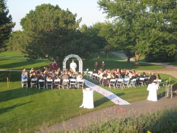 Pinecrest huntley wedding