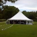130x130 sq 1382102137638 june wedding tent