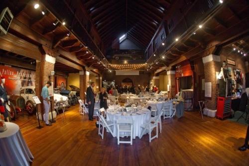 larz anderson auto museum brookline ma wedding venue