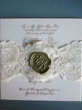 220x220 1469627407 f506841a26008c11 1376321219411 invitation with lace band