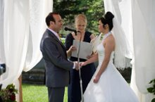 Officiant Sarah Bunnett-Gibson photo