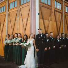 220x220 sq 1495820769999 a military special couple oregon wedding 5152175
