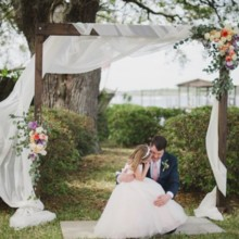 220x220 sq 1495820808812 flowers made this diy wedding perfect 3e24478