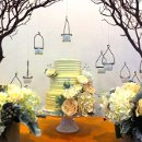 130x130 sq 1362669268111 sugarflowercakeshoptexturedweddingcake