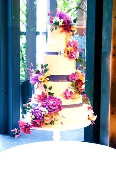 Sugar Flower Cake Shop New York Ny