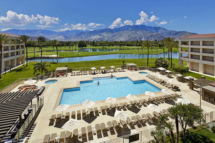 DoubleTree Golf Resort Palm Springs