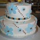 130x130 sq 1222546433698 blueandchocolateflowers