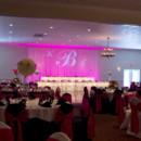 130x130 sq 1450370416558 reception area black pink white the falls