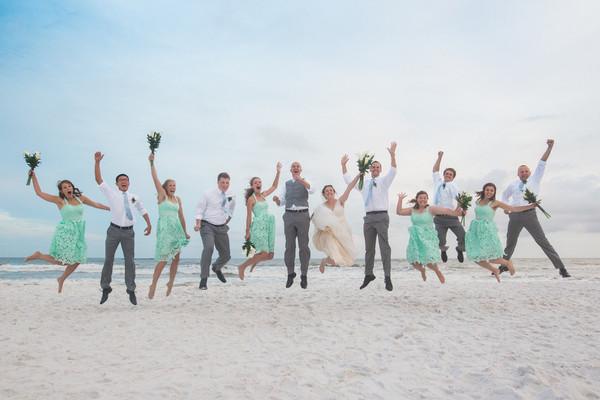 Hilton Pensacola Beach Pensacola Beach Fl Wedding Venue