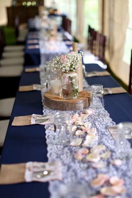 Pink Virginia Orchard Wedding Wedding Real Weddings