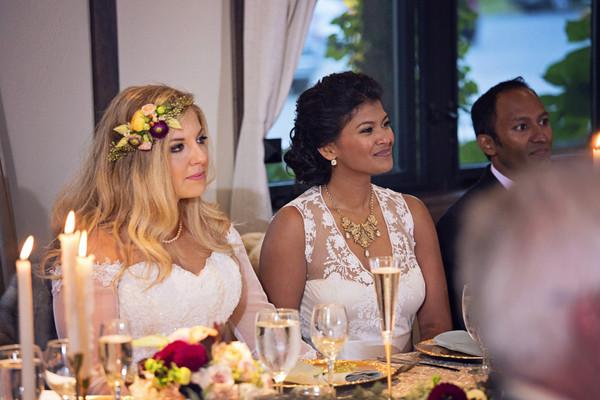Woodsy Romantic Michigan Wedding Real Wedding Photos By