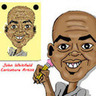 CARICATURES BY JOHN image