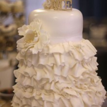 220x220 sq 1453314603365 wedding cake tracy steinbach