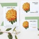 130x130 sq 1484030249 9e13d073cb6e6177 orange mum wedding invitations