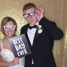 220x220 sq 1498162170249 best day ever photo booth