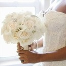 130x130 sq 1454352448 ce99b63e182ccad4 glam gatsby inspired bridal bouquet anissa rae flowers