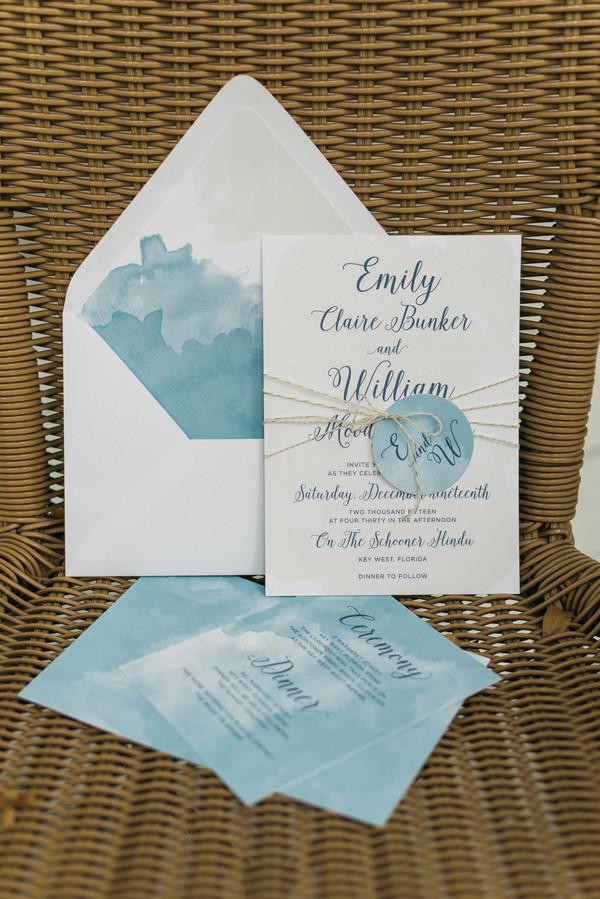 Nautical Florida Boat Wedding, Wedding Real Weddings Gallery by ...