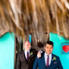 220x220 sq 1469036400840 tulum same sex wedding at la zebra0131 428x285