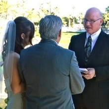 Johnn Jones Las Vegas Wedding Minister
