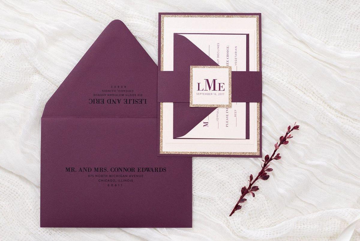 second city stationery wedding invitations illinois chicago