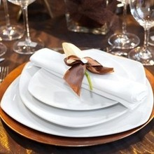 220x220 sq 1455383272 d9c519d85fc85529 elegant seated dinner plate setting
